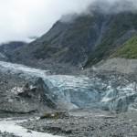 Fox Glacier Anfang